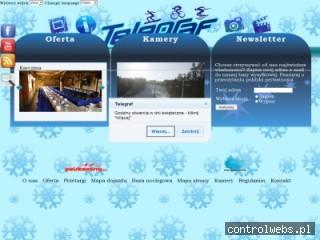 TELEGRAF stok narciarski