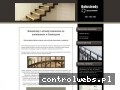 BALUSTRADY I SCHODY IGNACY PŁAWSKI schody drewniane
