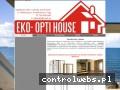 Eko-Opti House schody wewnętrzne