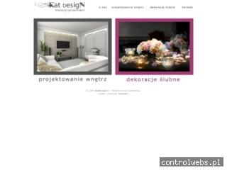 Dekorator wnętrz Wrocław - Kat Design