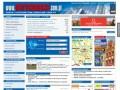 Screenshot strony www.nieruchomosci.com.pl
