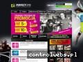 Screenshot strony www.perfect-gym.pl