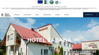 HOTEL ZABAWA- usługi cateringowe