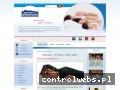 Screenshot strony www.materasso.com.pl