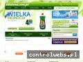 Screenshot strony lilianna.com.pl