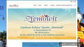 CKiS-ZIEMOWIT-hotel sportowy