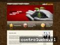 Screenshot strony www.ulotkarze.com.pl