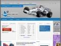 Screenshot strony www.kubica-robert.net