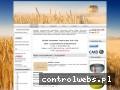 Screenshot strony www.agro-hurt.pl
