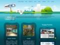 Screenshot strony www.fuzzy3d.pl