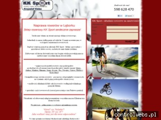 KK Sport import rowerów