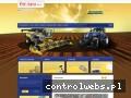 Screenshot strony pol-agra.pl