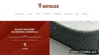 METALEX Konstrukcje stalowe