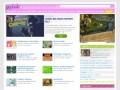 Screenshot strony www.grylab.pl/
