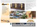 Screenshot strony ogrodzenia-betonowe.com.pl