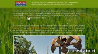 KOMA- przetwarzanie sprzętu RTV