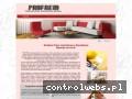 Screenshot strony www.profrem.com.pl