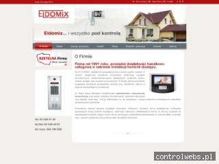 ELDOMIX domofony cyfrowe