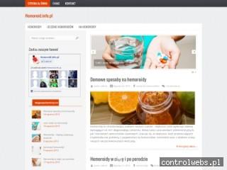 Hemoroid.info.pl - Hemoroidy podczas ciąży