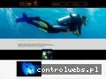 Screenshot strony aquamor.com.pl