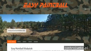 EASYPAINTBALL.PL tor paintballowy