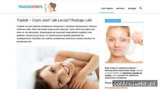 TradzikStop.pl - Naturalne sposoby na trądzik