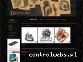 Screenshot strony www.dziara.net