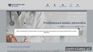 PIASTOWSKA-MED przychodnia lekarska