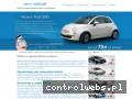 Screenshot strony www.euro-style.pl