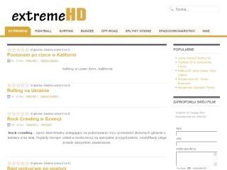 extremeHD - sporty ekstremalne w jakości HD