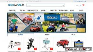 Techsat24.pl - sklep komputerowy