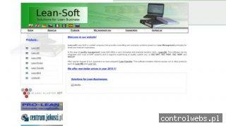 LeanSoft - oprogramowanie dla biznesu