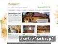 Screenshot strony www.domweselnyradom.com
