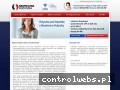 Screenshot strony www.bezpieczna-pozyczka.pl