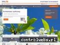 Screenshot strony www.ingtfi.pl