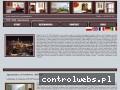 Screenshot strony www.apartments-warszawa.c1.net.pl