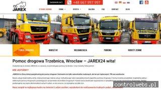 Pomoc drogowa TIR Wrocław