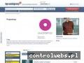 Screenshot strony pulpashop.sprzedajemy.pl