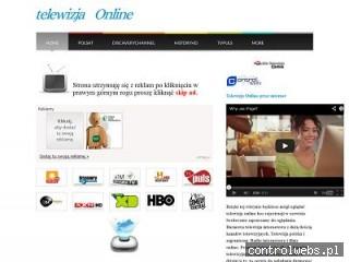 Telewizja Online przez internet
