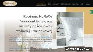 Robimax - pościel