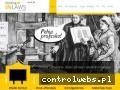 Screenshot strony printinginlaws.pl