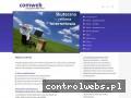 Screenshot strony www.comweb.net.pl
