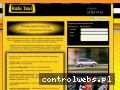 Screenshot strony www.taxicieszyn.com.pl