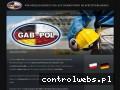 Screenshot strony www.polyurethanbau.de