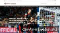 Screenshot strony www.sport-transfer.com.pl