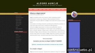 Alegro Aukcje : Poznaj aukcje internetowe Allegro