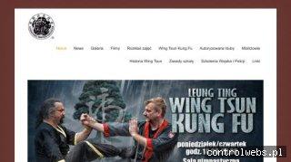 Kung Fu Warszawa | Wing Tsun Warszawa