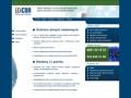 Screenshot strony idcon.com.pl