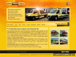 Pomoc drogowa Lublin - Speed-Bus Dariusz Mazur