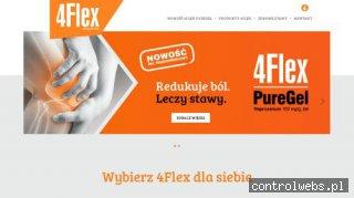 4Flex suplement diety w formie saszetki z proszkiem